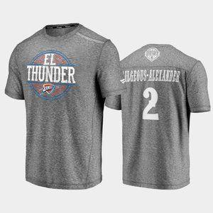 Thunder #2 Shai Gilgeous-Alexander T-Shirt